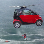Rescue Flying Car Concept