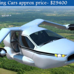 Flying car price