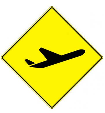 aeroplane flying area forbidden airspace flying car traffic rule