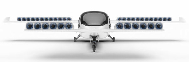 LILIUM JET Flying Car Concept