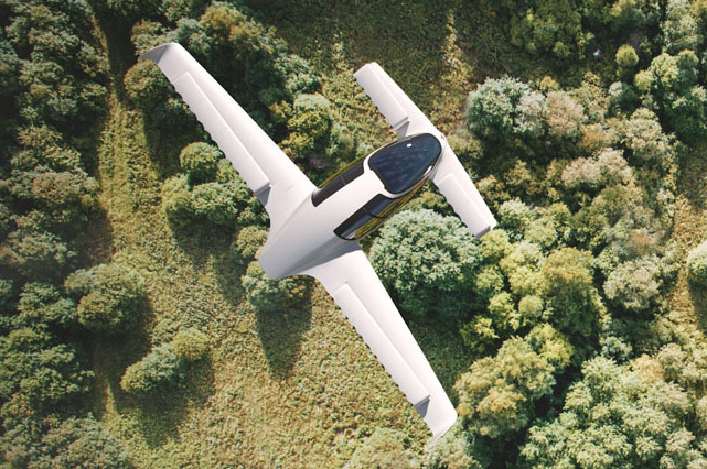 LILIUM JET Flying Car