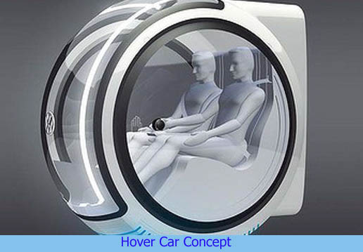hover car concept