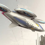 AirBus Flying Taxi Concept